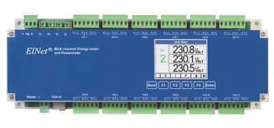 Elnet MC multichannel power energy meter
